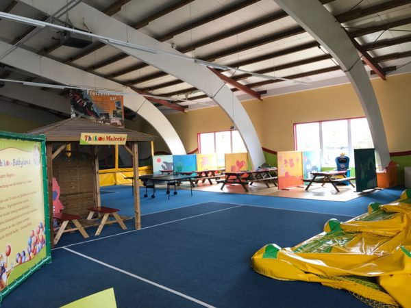 Trampolino Kinderpark